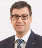 Roger Braun, General Manager Swiss Krono