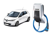 CKW eMobility Ladestation